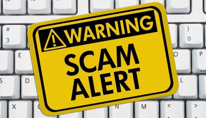 Digital marketing scam