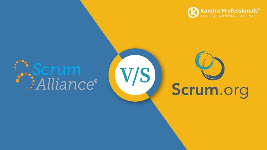 Scrum Alliance vs Scrum.org